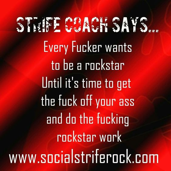 Www.socialstriferock.com  Www.gofundme.com/uptightvideo  #support #indie #rock