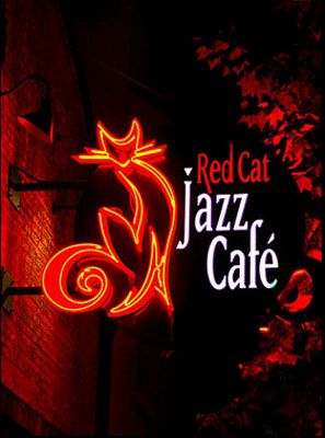 Red Cat Jazz Café | 711 Franklin Street, Houston, TX 77002