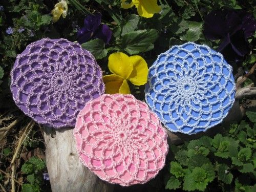 Crochet Hair Cover : Crochet hair bun cover hairbows Pinterest Tiendas, Bollos y ...