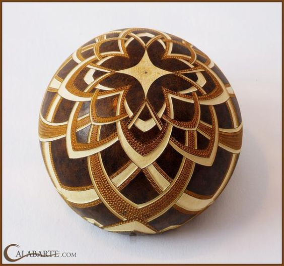 Gourds Gourd Lamp And Exotic On Pinterest
