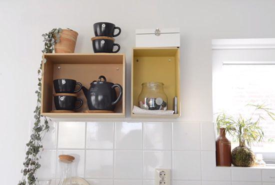 nichos na cozinha: