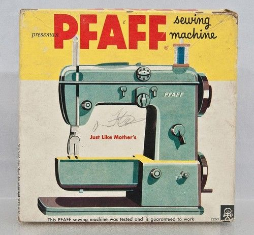 pfaff sewing machine value