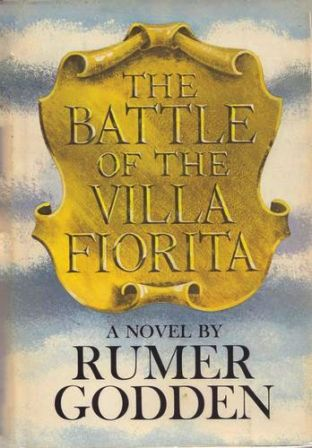 Battle of the Villa Fiorita by Rumer Godden My first Rumer Godden. A revelation. This book is staggeringly beautiful and true-- in its joy and deep melancholy.