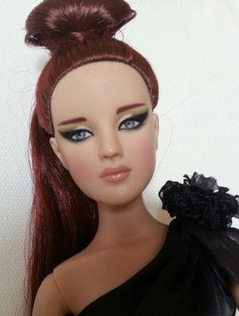 About Antoinette: Antoinette Delightful modeling Antoinette Wanton dress