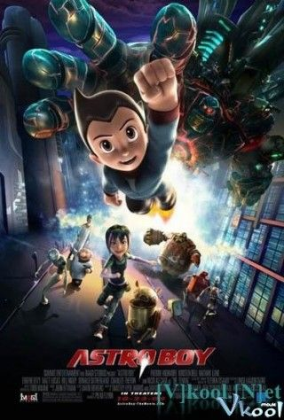 Phim Siêu Nhí Astro Boy