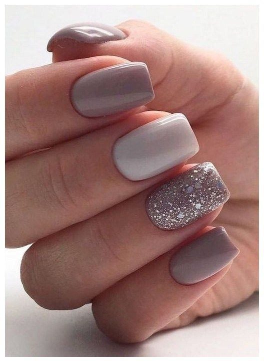 31 Best Nails Ideas For Spring 2019 00077 Short Square Nails