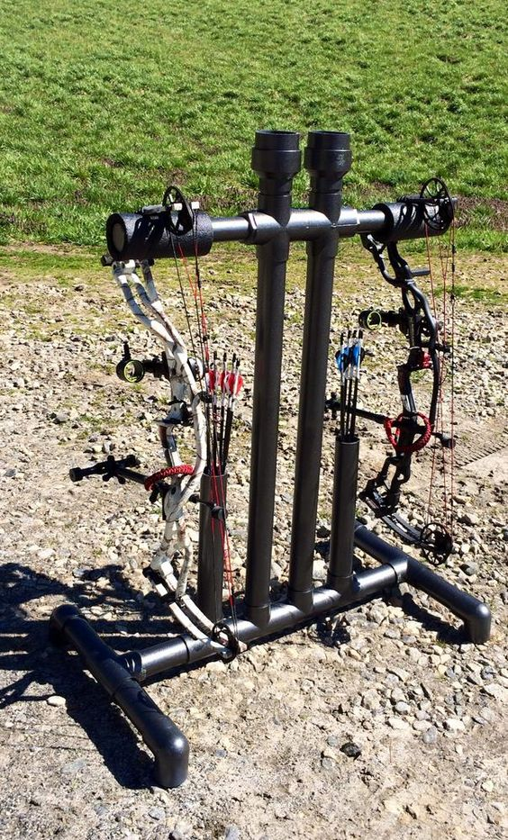Pinterest the world s catalog of ideas for Pvc pipe bow plans