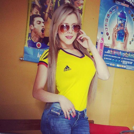 Hinchas Colombianas