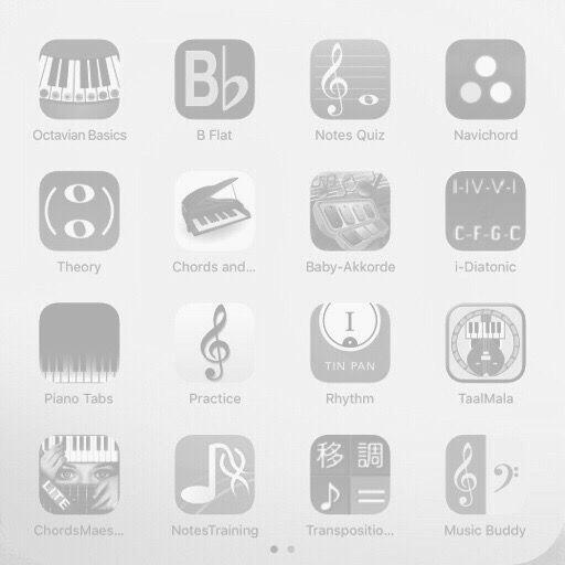 Musiktheorie lernen mit der Unterstützung von Apps, Noten, Intervalle, Akkorde lernen, Harmonielehre, Instrumentenkunde, Musikgeschichte, Geschichte der Musikstile lernen mit AppsfürApple … Read More