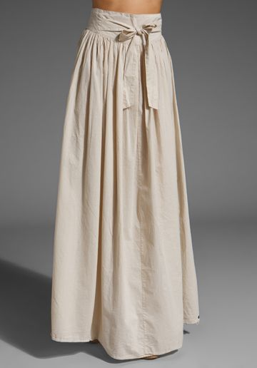 One Teaspoon  Dreamer Maxi Skirt I want to make this!