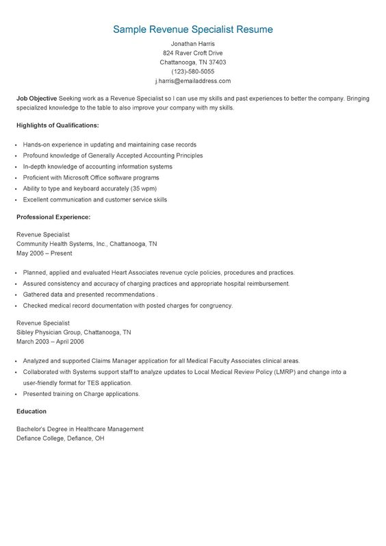 Accomplishment Samples The Resume Place