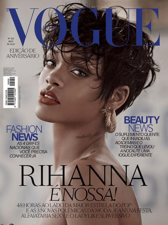 Vogue Brasil May 2014 Covers (Vogue Brasil)