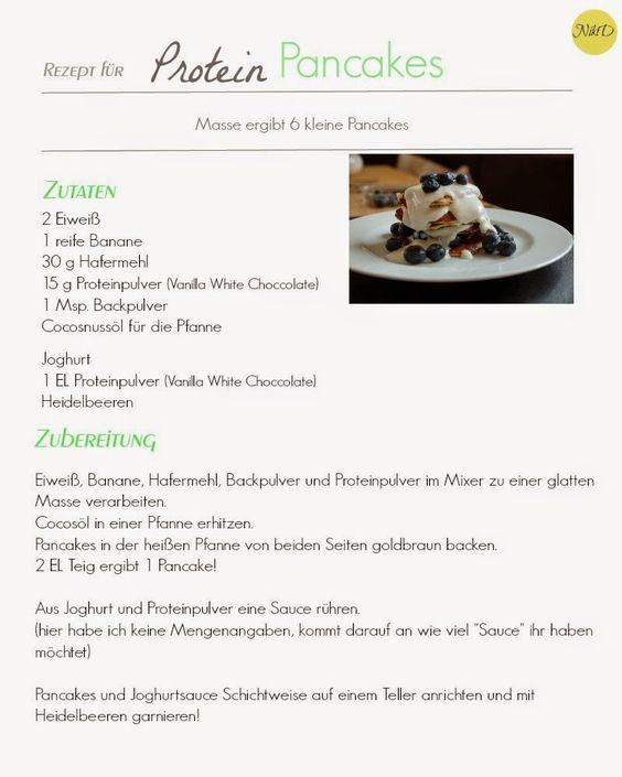 Mountainbiken und Pancakes als Belohnung danach (inkl. Rezept)