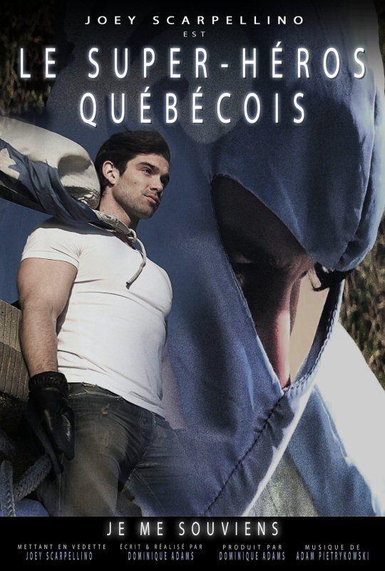 Joey Scarpellino en tête d'affiche dans la bande-annonce du film en développement 'Le Super-Héros Québécois'
