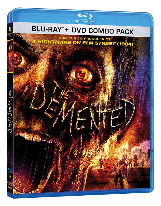The Demented Comes on DVD and Blu-ray July 30 on http://www.shockya.com/news