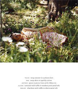 Erica Tanov | Spring/Summer 2006