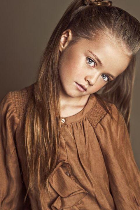 Smocked Light Brown Shirt