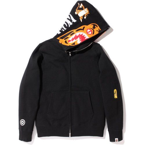 Tiger Hoodie by Bape | Streetwear - 21.2KB