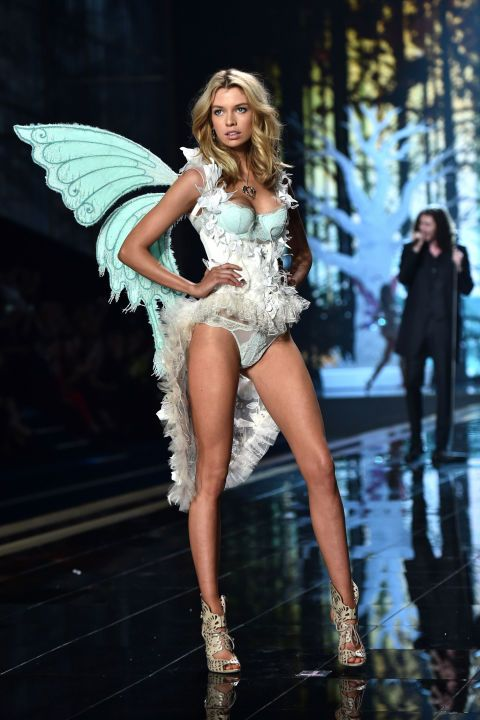 All the Amazing Looks From the 2014 Victoria's Secret Fashion Show: