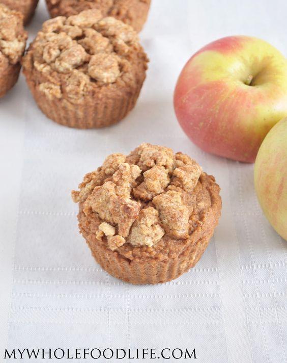 Apple Spice Coffee Cake Muffins Recipe Spiced Coffee Food Coffee Cake Muffins
