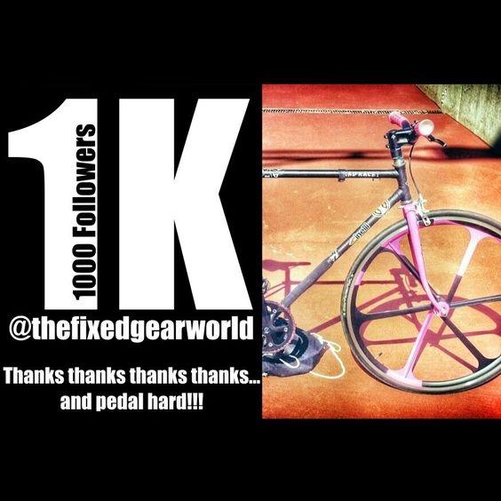 1K Instagram Followers...T H A N K S !