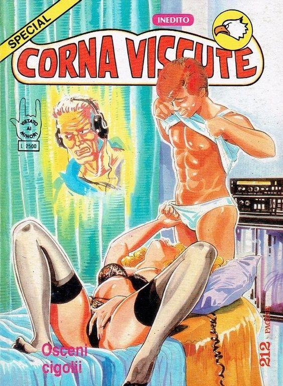 Erotico - CORNA VISSUTE SPECIAL N. 64 - Ediperiodici