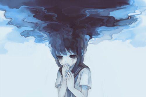 rakugaki-sasa:  気分が悪いちゃん