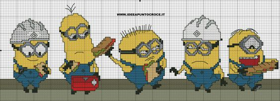 minions_cross_stitch_pattern_by_syra1974-d9drda4.jpg (3465×1260)