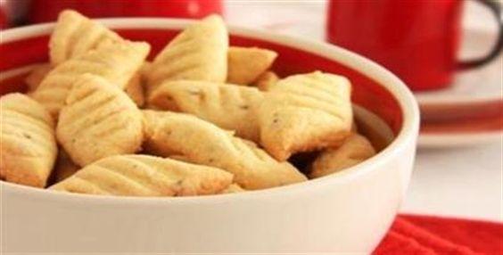 Receita de Biscoitinhos de castanha-do-pará - Receitas de Doces e Sobremesas - Portal Vital