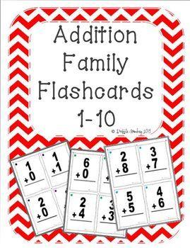 Mastering Addition Facts 0-20   Pinterest   Assessment, Progress ...
