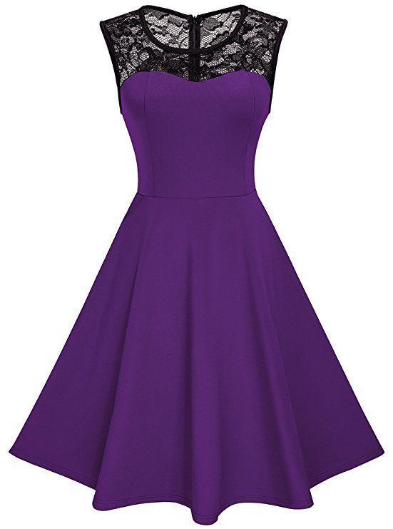 Kleid Für Trauzeugin Lila