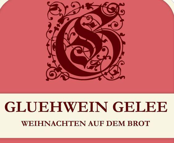 Rezept Glühwein Gelee von SunnySilvie - Rezept der Kategorie Saucen/Dips/Brotaufstriche