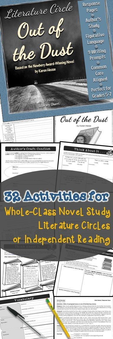 analysis of out of dust a verse novel by american author karen hesse Chapter two quick reads literary graphic novels, poetry collections, short story collections, and verse novels  hesse, karen 1999 out of the dust scholastic.