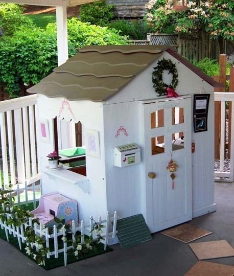 playhouse ~ build it!
