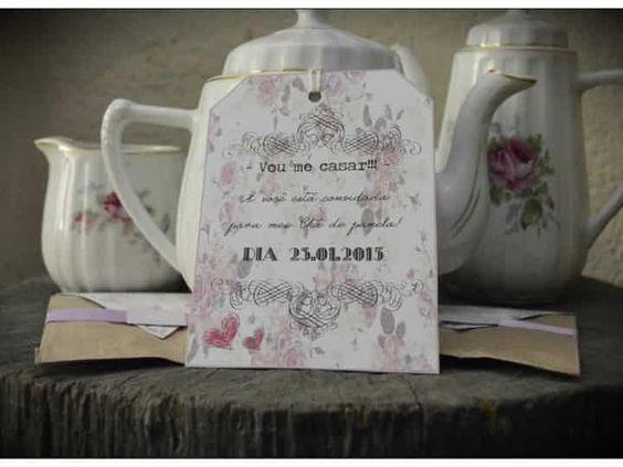 Organize seu chá de cozinha!