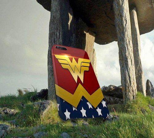 Wonder Woman 3D case iPhone 5/5S/5C,4/4S,Samsung Galaxy S5/S4/S3 #iPhonecase #iPhoneCover #3DiPhonecase #3Dcase #S4 #s5 #S5case