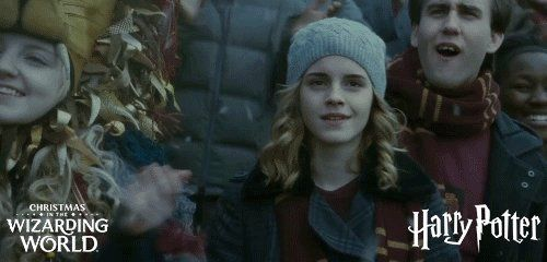 Harry Potter Film On Twitter When Your Best Friend Gives You A Frustratingly Perfect Christmas Gift And You Re Still Searching Wizardingworldchristmas Https