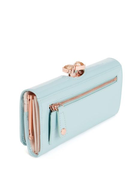 TITIANA - Patent matinee purse Ted Baker--DRIBBLE!!