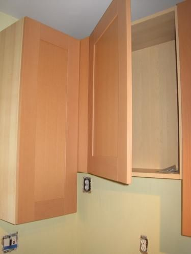 Wall cabinet blind corner ikea which hinges to use - Ikea corner cabinet door installation ...