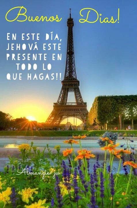Pin De Almangie Jw En Jehova Mi Dios Jw Puestas De Sol Paisajes Torre Eiffel