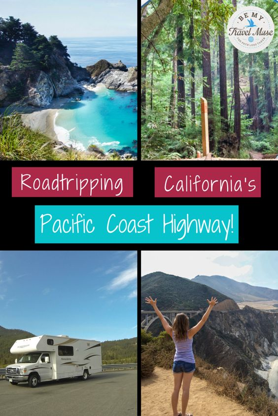Looking for tips for your Pacific Coast Highway road trip itinerary? I'm a native Californian who has hiked and camped around the world. Here are my faves for a California road trip.