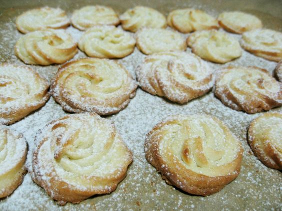 Viennese Cookies | First Bite, Cookies and Mouths