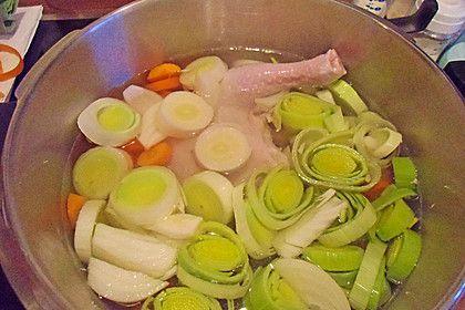Italienische Hühnersuppe (Rezept mit Bild) von mickyjenny | Chefkoch.de