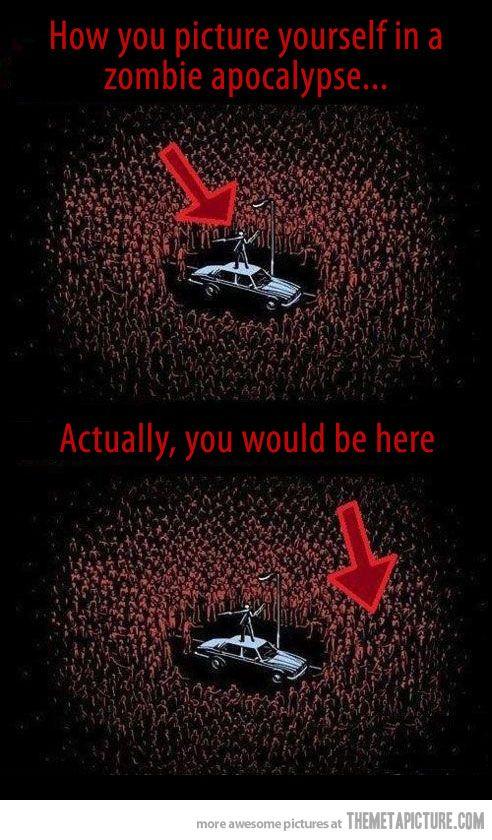 Zombie Apocalypse Meme Funny : Pinterest the world s catalog of ideas