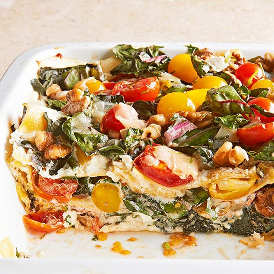 Vegetarian Lasagna Recipe Casserole Recipes Cherry Tomatoes And Slow Cooker Chicken