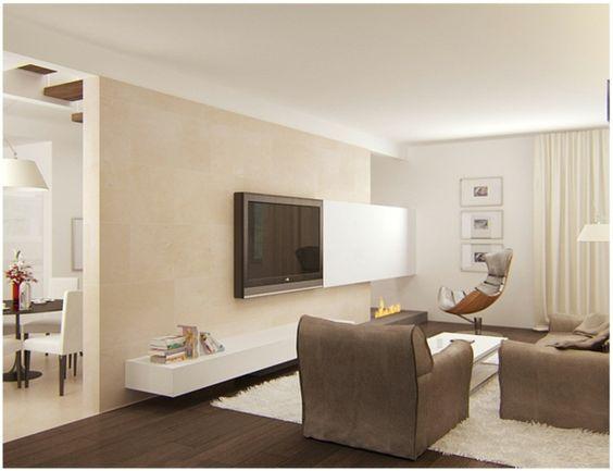 deco salon moderne taupe. Black Bedroom Furniture Sets. Home Design Ideas