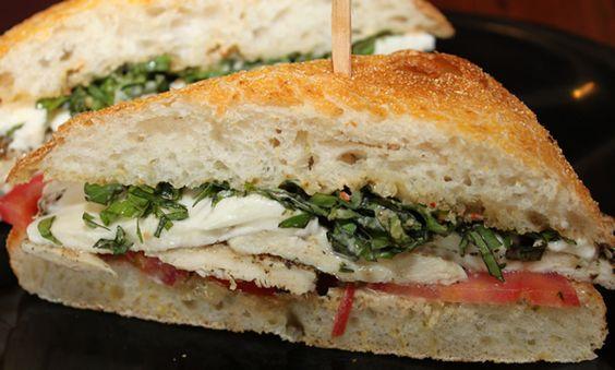 MUST HAVE: - Sue's Chicken Avocado Caprese - Wende's American-Style Deli Sandwich - Todd's Cure Special Fries