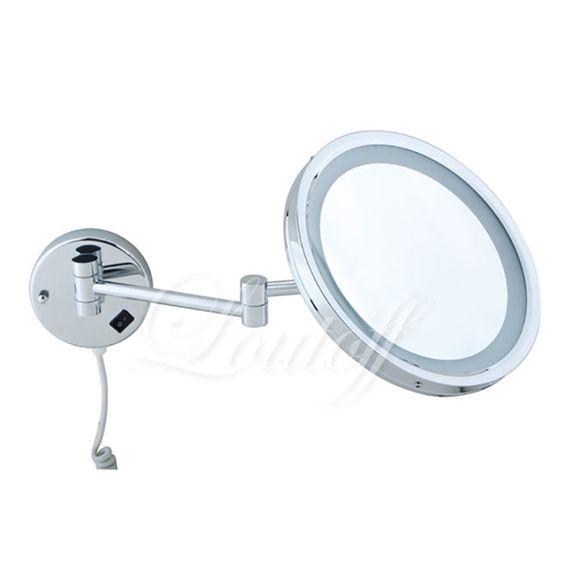 ZNL Kosmetikspiegel Schminkspiegel LED 10-fach ROHS YBL1100