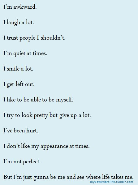 fits me perfectly