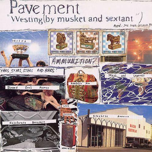 /// Pavement :)